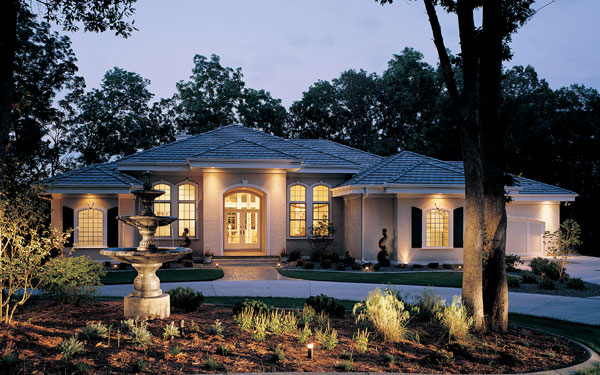 Luxury Ranch Style Home Stone Luxury Ranch Style Home Plans