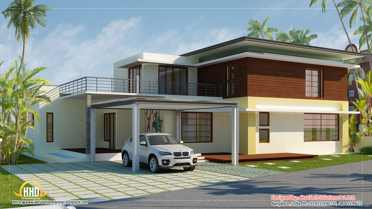 Classical Front Elevation Designs : Modern house elevation designs classical