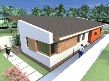 One Story House Plans Open One Story House Plans