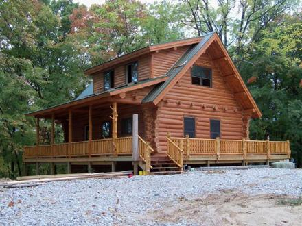 Rustic Ozark Log Cabins Ozark Mountain Cabin Plans