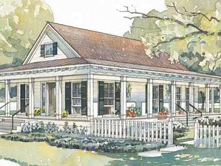 Key west style home builders key west style house plans for Old southern house plans