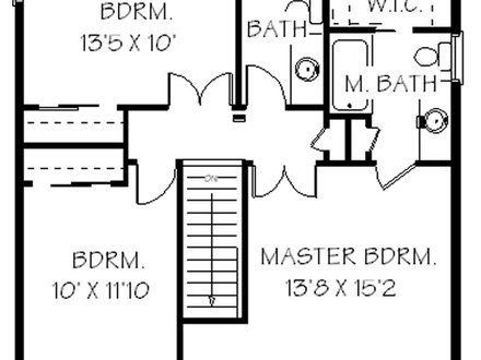 Simple 2 Story House Floor Plans 2 Story House Inside
