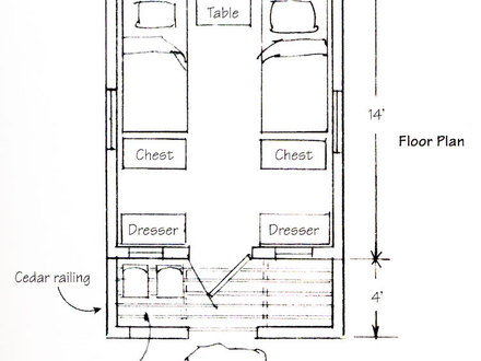 Small Cabin Floor Plans Open Floor Plans Small Home