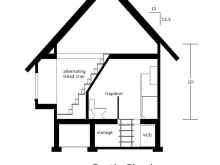 Small Cabin Plans Under 200 Sq FT Unique Small Cabin Plans