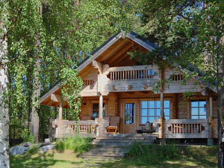 Small Cottage House Plans Small-Cottage -Guest-House-Plans