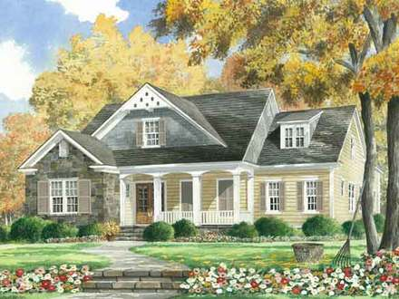 Small Cottage House Plans Southern Living Small House Plans Storybook Cottage
