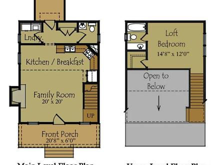 Small Guest House Floor Plans Guest House Ideas