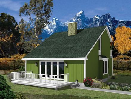 Small Saltbox House Plans Small Colonial House Plans