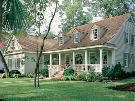 Southern Cottage Style House Plans Cottage Living House Plans