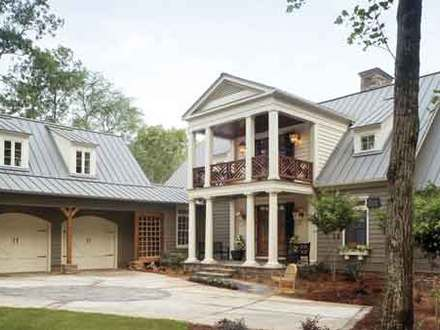 Low country cottage southern living southern living for Country living magazine house plans