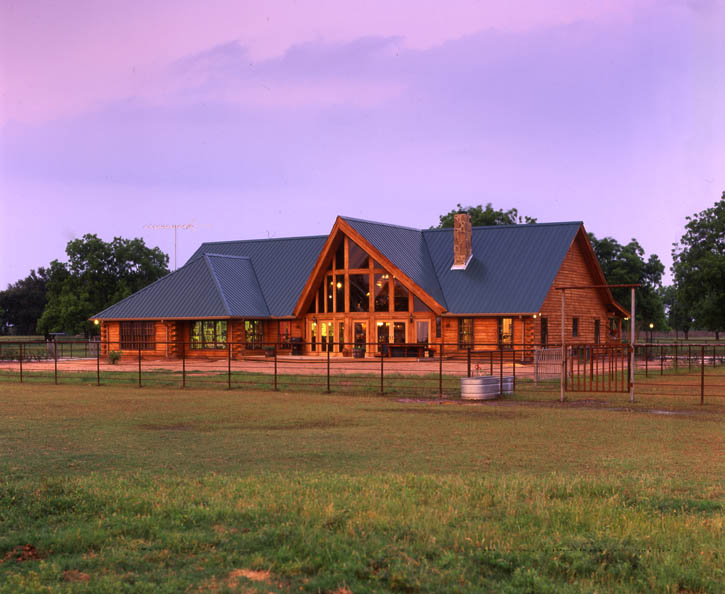 Texas Ranch Style Decorating Ideas Texas Ranch Style Log Homes