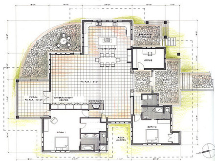 Tropical House Design Architecture Tropical House Designs and Floor Plans