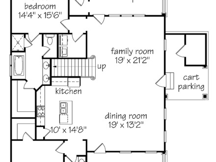 Unique 4 Bedroom House Plans 4 Bedroom Bungalow House Plans