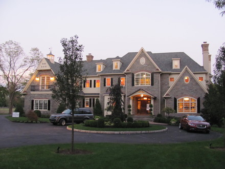 12000 Square Foot House 2500 Square Foot House