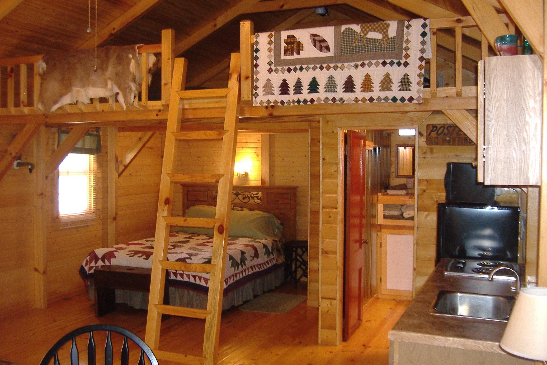 16x32 Cabin Plans Hunting Cabin With Loft Hunting Cabin