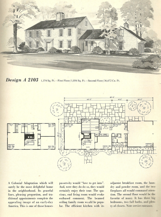 1970s house plans vintage 1970s tri level house plans for 1970s ranch house plans