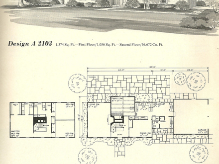 Small saltbox home plans traditional saltbox house plans for Tri level house plans 1970s
