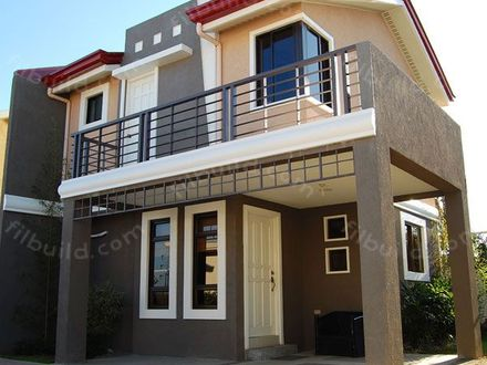 3 Bedroom House with Garage 3 Bedroom House Design Philippines