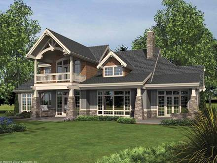 Arts and Crafts House Plans Arts and Crafts Bungalow Homes