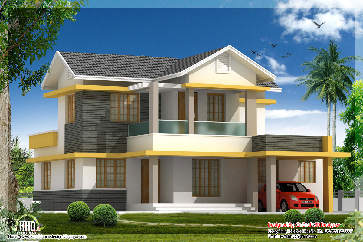 Beautiful modern house design beautiful house design for Beautiful modern home designs