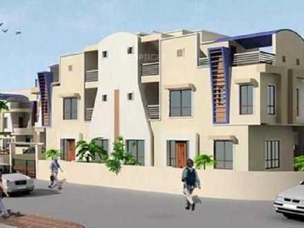 Bhk 2t Villas In Unique Builders Upvan Bungalows Thaltej Ahmedabad BHK Lumberjack