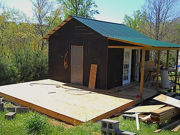 Do It Yourself Home Design: Build Small House Yourself Build A Small House Design