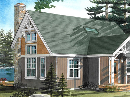 Cottage Home Design Plans Economical Small Cottage House Plans