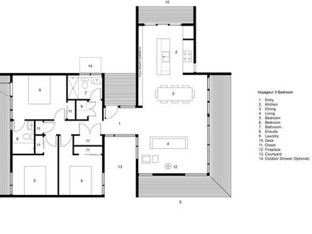 2 bedroom cabin house plans 2 bedroom house simple plan 3 for Cozy cabin floor plans