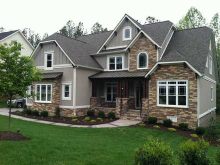 Craftsman Home Exterior Siding Ideas Craftsman Style Siding for Homes