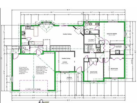 Draw House Plans Free Draw Your Own Floor Plan