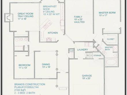 Free House Floor Plans and Designs Free Home Floor Plans 4 Bedrooms