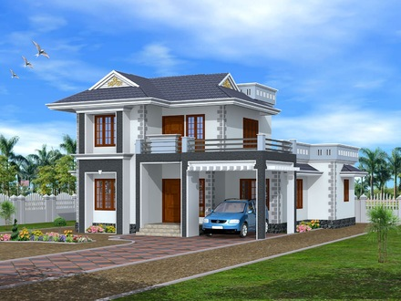 Kerala Home Design Exterior Kerala House Plans and Designs