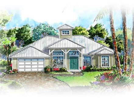 Key West Style Homes Old Florida Style Home Plans