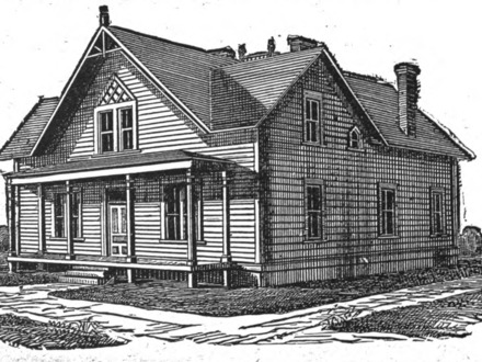 Southern cape cod style house plans modified cape cod for 19th century farmhouse plans