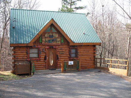 Log Cabin Rentals Gatlinburg Tennessee Cabin Rentals Smoky Mountains View