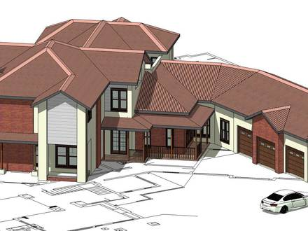 Modern Architecture House Plans Architectural House Plans