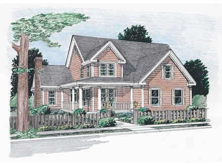 One Story Farmhouse Plans with Split Bedrooms Simple One Story Farmhouse Plans