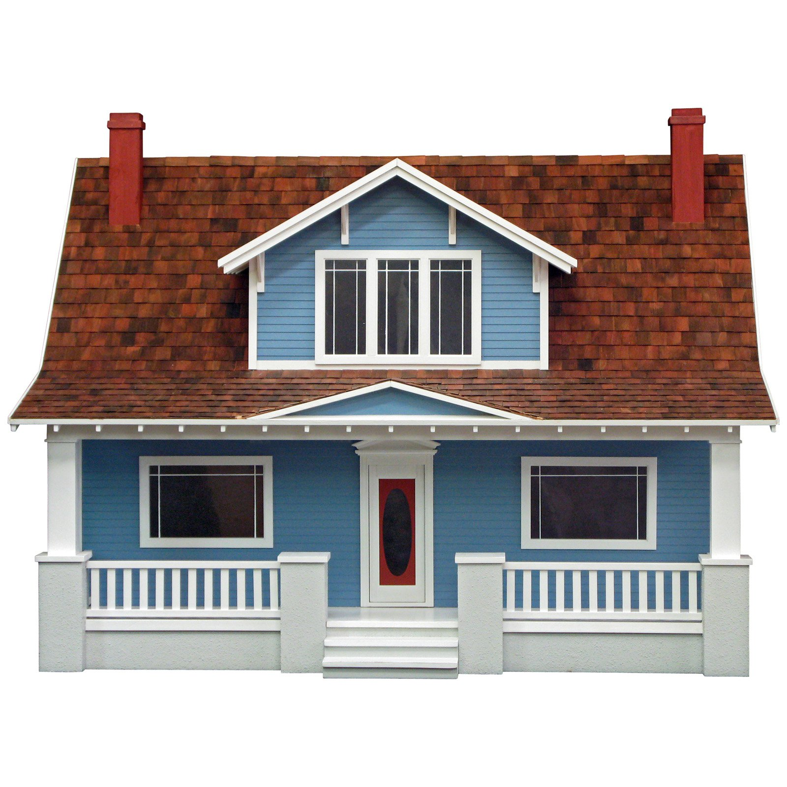 Real good toys victorian farmhouse real good toys classic for Victorian style kit homes