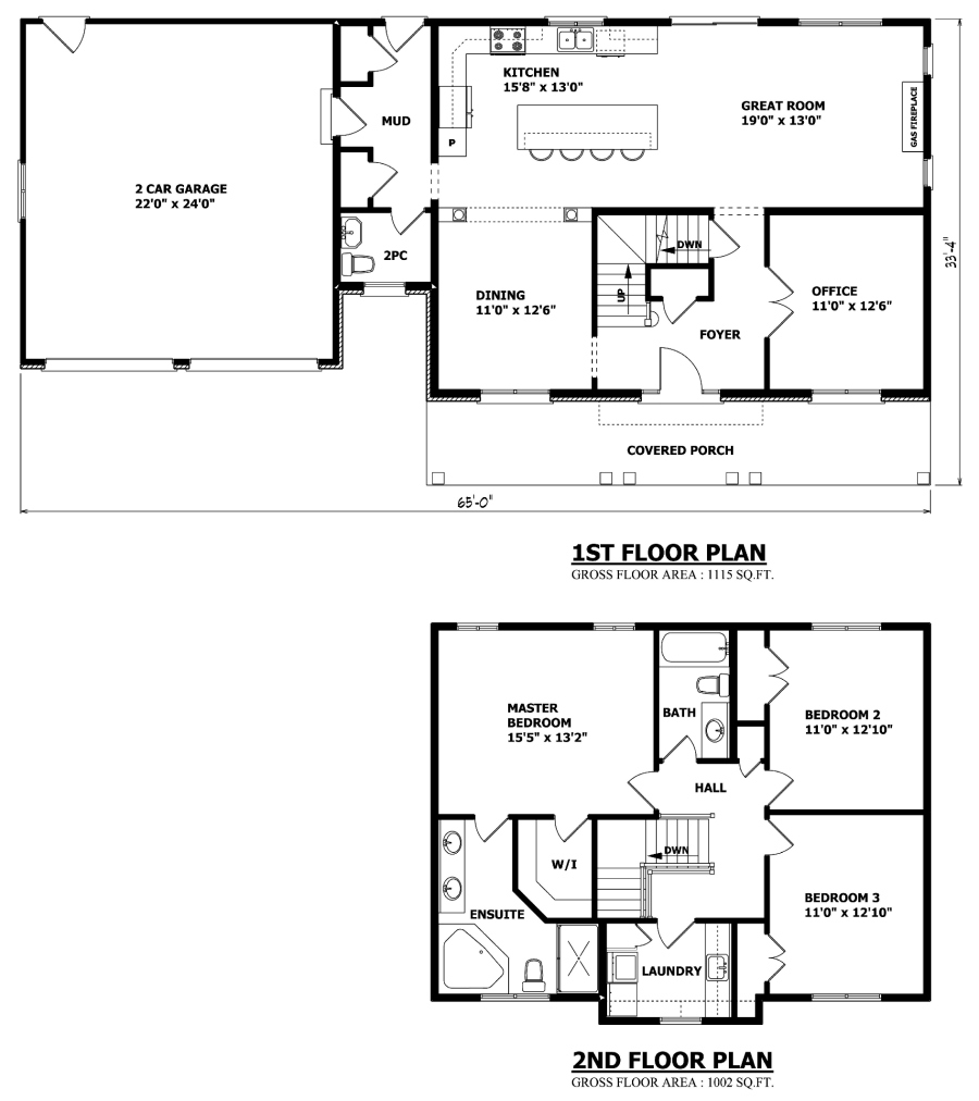 simple two story house plans simple two story house plans two storey house plans canadian house plan treesranch com 7169