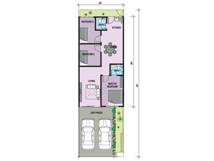 Single Story House Floor Plans Small Single Floor House