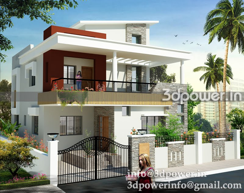 Small cottage plans with porches small bungalow designs in for Small bungalow house plans in india