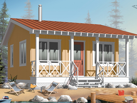 Small House Plans 3 Bedrooms Small 1 Bedroom House Plans