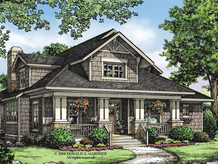2 Story Tiny House 2 Story Bungalow House Plans