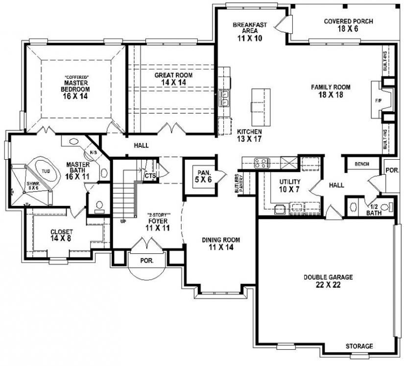4 bedroom 3 bath mobile home floor plans 4 bedroom 3 bath for 6 bedroom 6 bathroom house plans