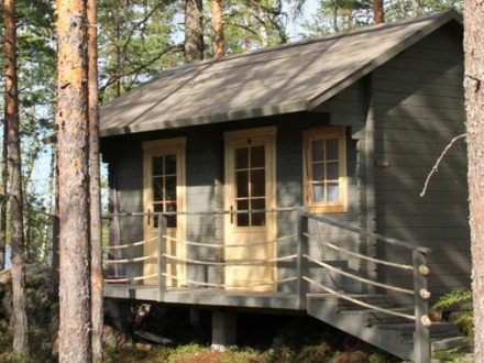 Inexpensive small cabin plans small camping cabin kits for Fishing cabin kits