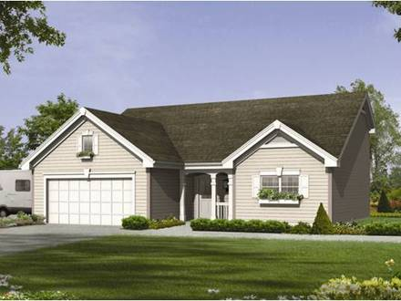Cottage House Plans with 3 Car Garage Cottage House Plans with Fireplace