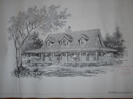 Country Cottage Style HOUSE PLANS Farmhouse Country Houses