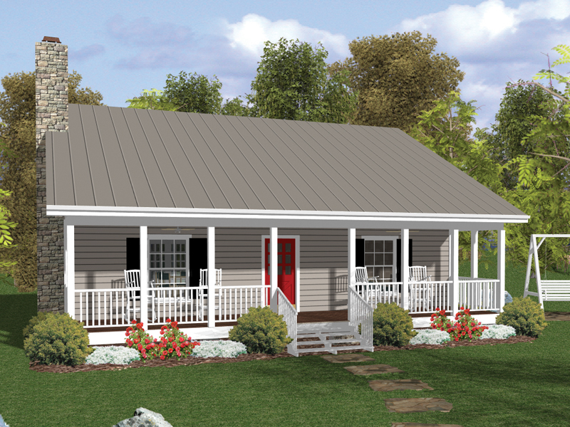Country house plans with wrap around porches country house for Beach house designs with wrap around porch