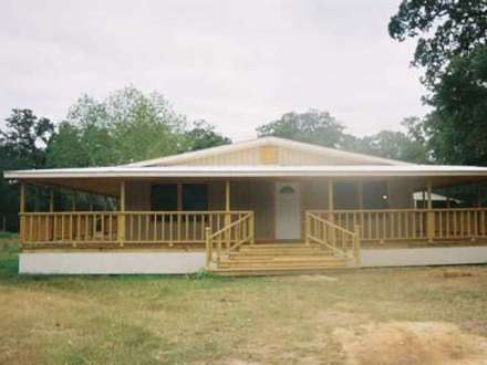 Double Wide Mobile Home Porches Used Double Wide Mobile Homes