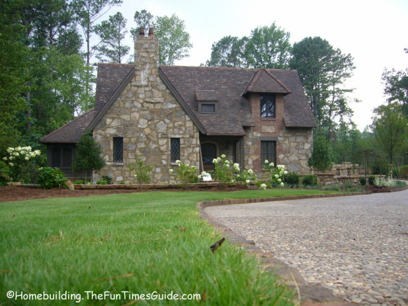 French Cottage Style Homes English Cottage Style Homes